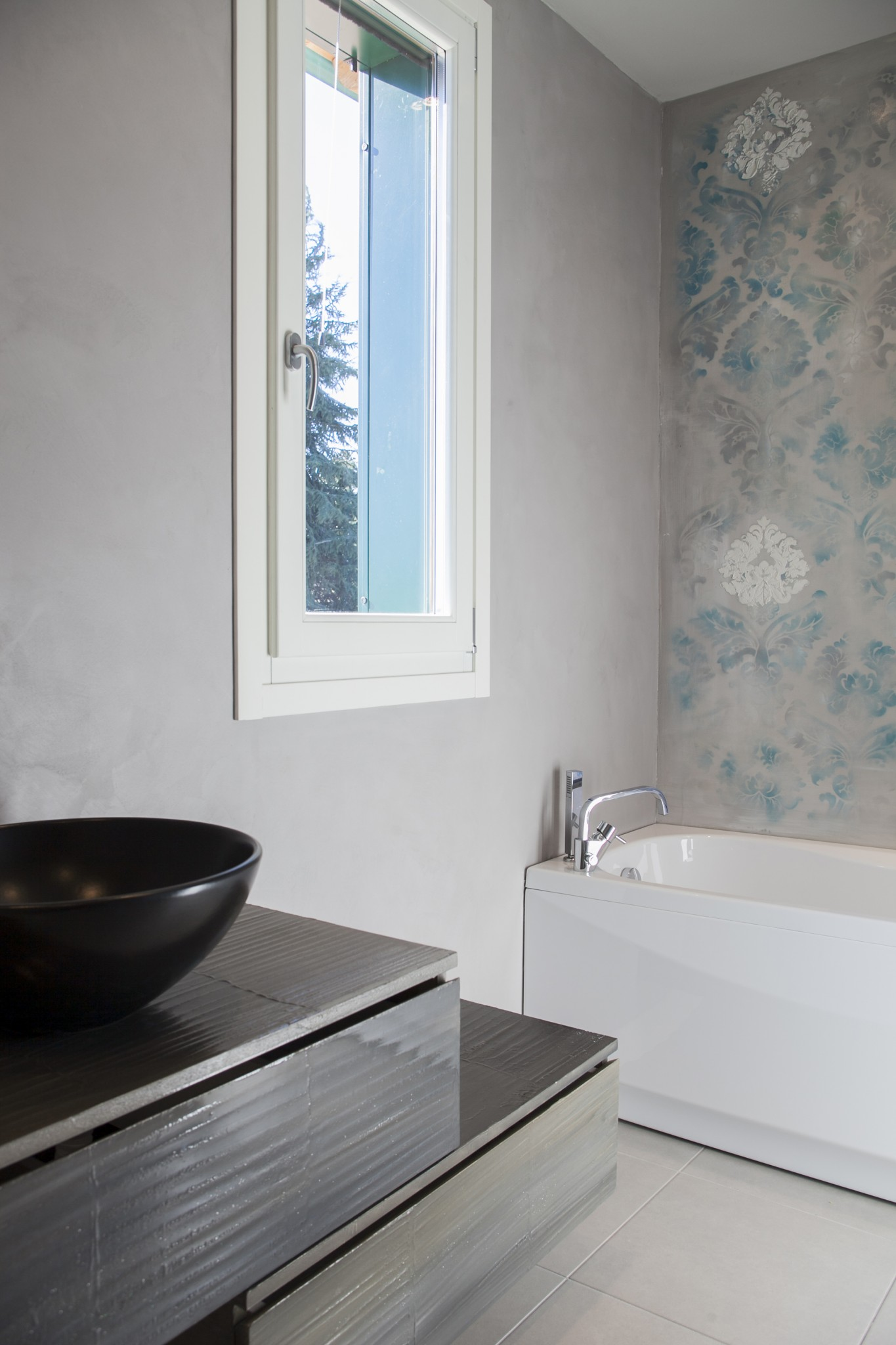 lavabo nero decorstaff resine. Black Bedroom Furniture Sets. Home Design Ideas