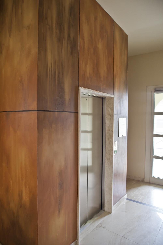 effetto corten decorstaff resine. Black Bedroom Furniture Sets. Home Design Ideas